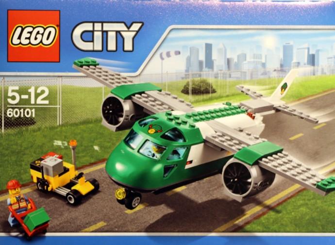 60101 - Airport Cargo Plane